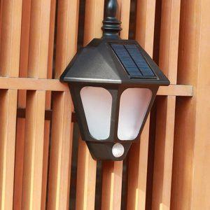 lanterne led solaire murale exterieur etanche