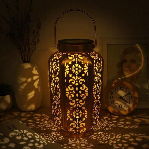 lanterne led solaire pas cher exterieur