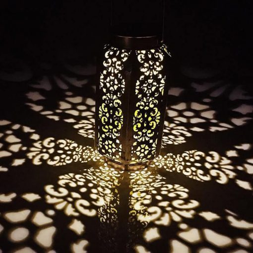 lanterne led solaire pas cher puissante