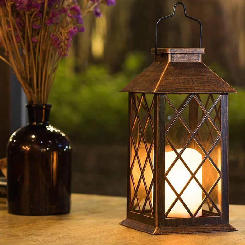 lanterne terrasse