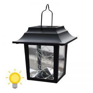 lanterne solaire de jardin