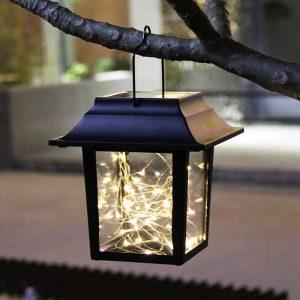 lanterne solaire de jardin exterieur