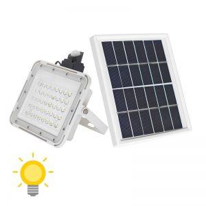 projecteur extérieur led detecteur mouvement solaire