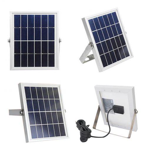 projecteur exterieur led détecteur mouvement solaire terrasse