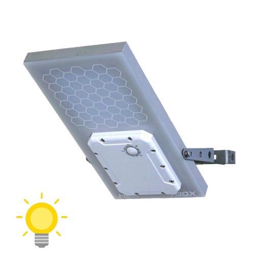 projecteur led exterieur solaire puissant
