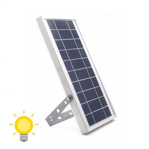 projecteur led exterieur solaire puissant autonome