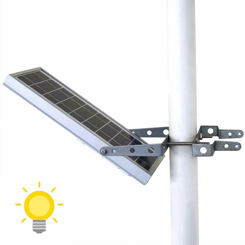 projecteur led extérieur solaire puissant  luminaire solaire