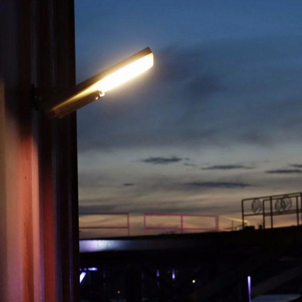 projecteur led exterieur solaire puissant pas cher