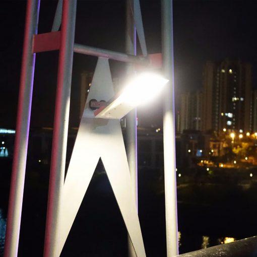 projecteur led exterieur solaire puissant qualité