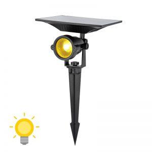 spot de jardin led solaire