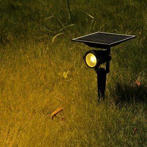spot de jardin led solaire exterieur