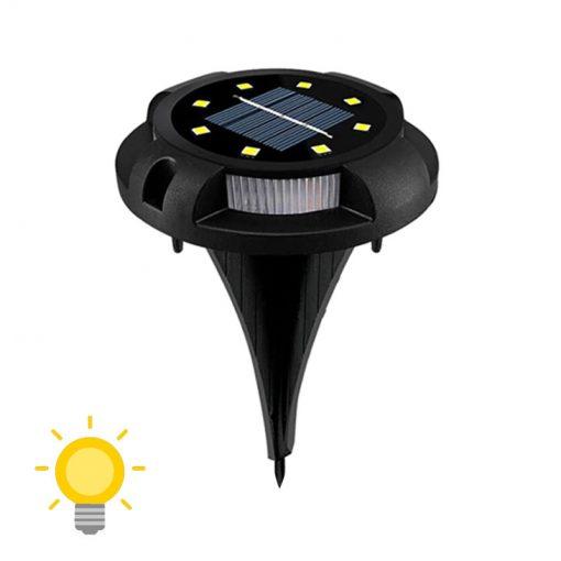 spot encastrable exterieur led solaire