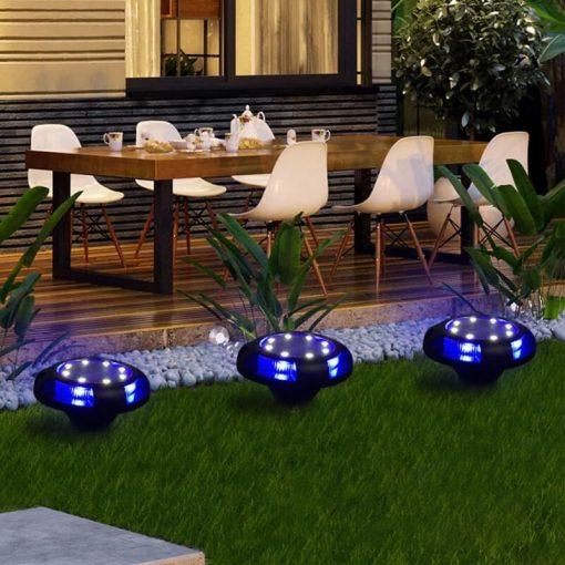 spot encastrable exterieur led solaire jardin