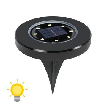 spot led solaire encastrable extérieur