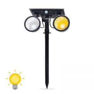 spot solaire avec detecteur de presence