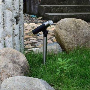 spot solaire exterieur pas cher jardin