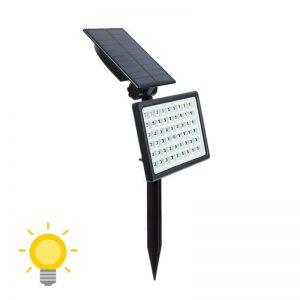 spot solaire led exterieur