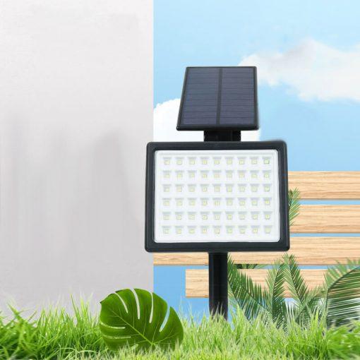 spot solaire led exterieur jardin