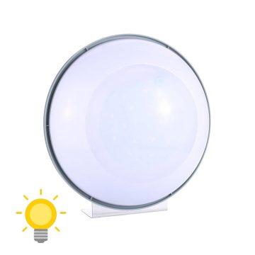 ampoule solaire puissante camping