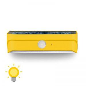 applique murale extérieur avec detecteur de mouvement solaire