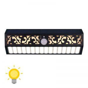 applique solaire exterieure led