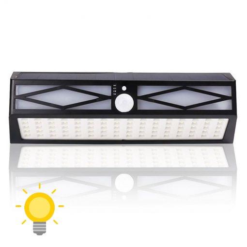 applique solaire exterieure led puissante