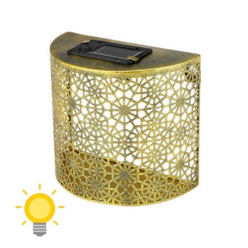 applique solaire led sans détecteur