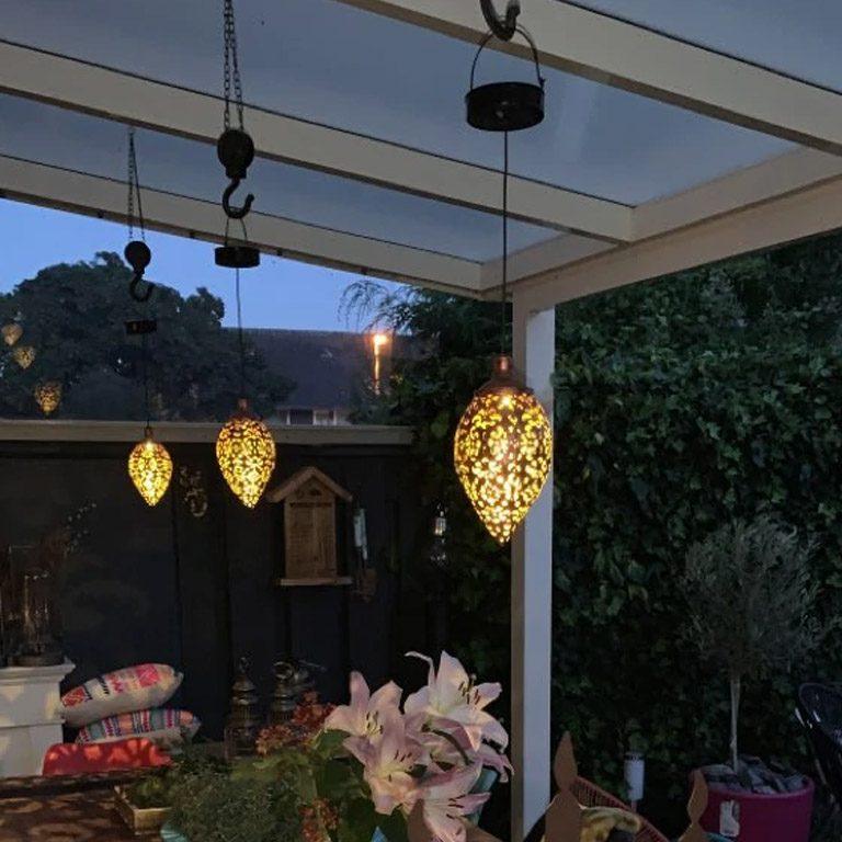 avis lampe solaire lanterne