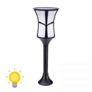 borne solaire à poser
