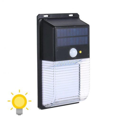 lampe d'extérieur led a energie solaire