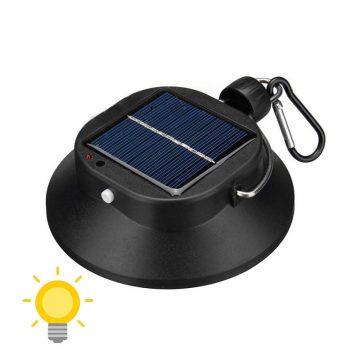 lampe de camping solaire led