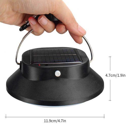 lampe de camping solaire led exterieur