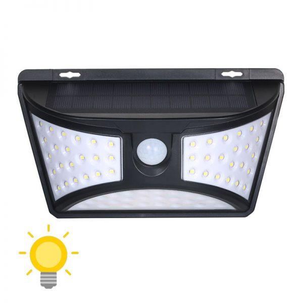 lampe exterieur led avec detecteur solaire