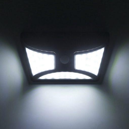 lampe exterieur led avec detecteur solaire mouvement