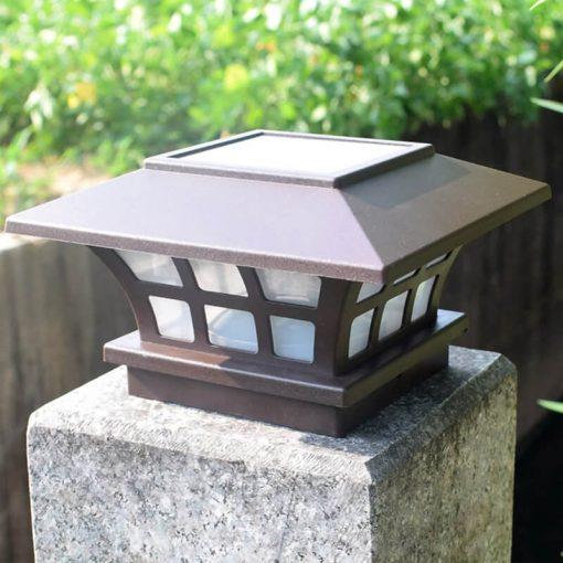 lampe exterieur solaire a poser jardin