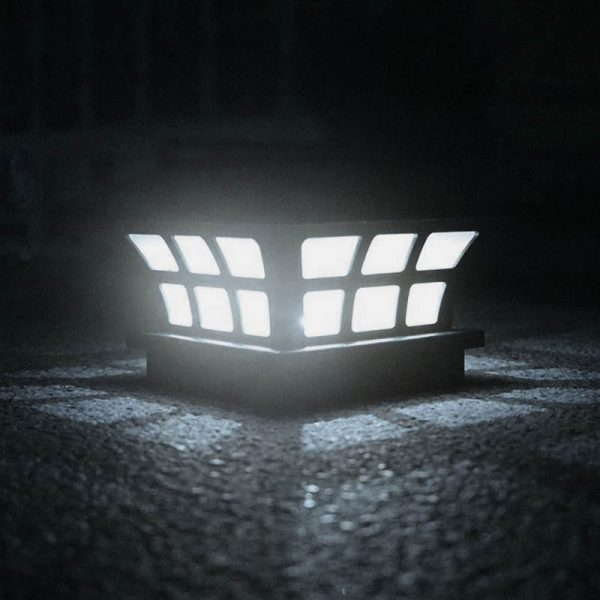 lampe exterieur solaire a poser puissante