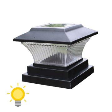 lampe solaire à poser extérieur