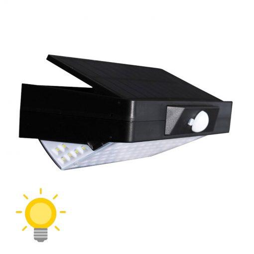 lampe solaire avec détecteur de presence
