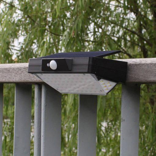 lampe solaire avec détecteur de presence exterieur