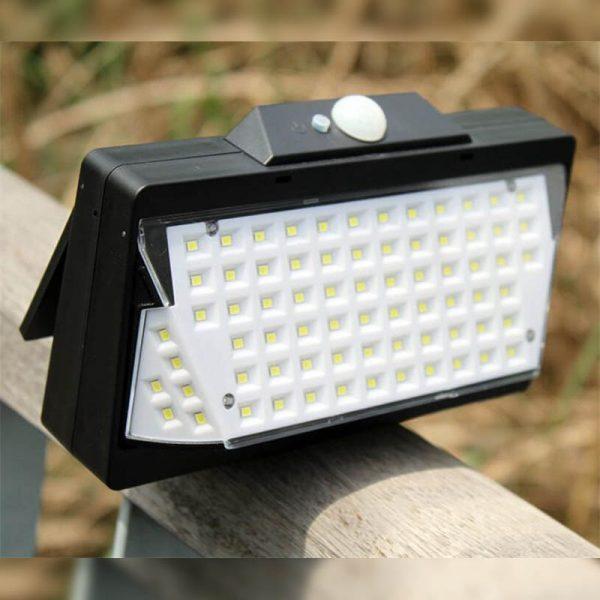 lampe solaire avec detecteur de presence led