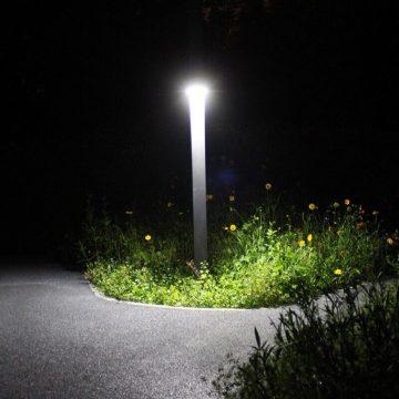 lampe solaire avec detecteur de presence puissante
