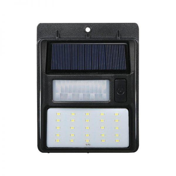 lampe solaire détecteur mouvement exterieur puissante