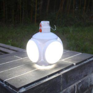 lampe solaire exterieur a suspendre led