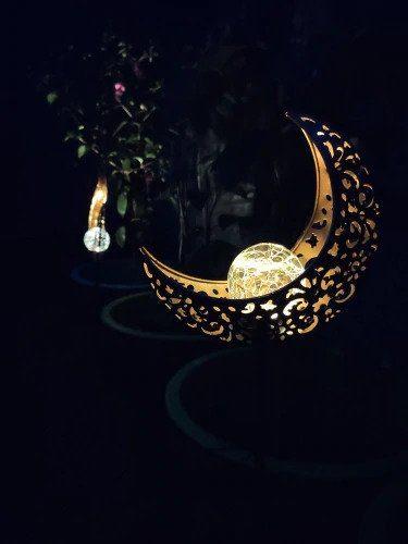 lampe solaire lune avis