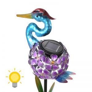 canard solaire exterieur jardin