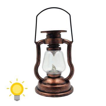lanterne ancienne solaire