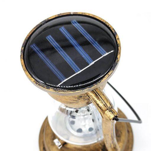 lanterne ancienne solaire puissante
