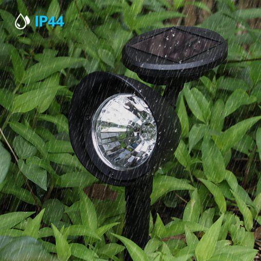 petit spot solaire jardin puissant