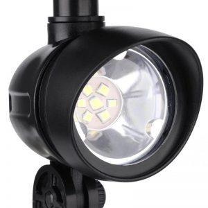 spot eclairage solaire exterieur avec detecteur de mouvement led