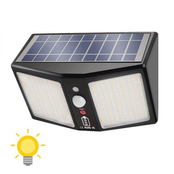 applique extérieur solaire avec telecommande